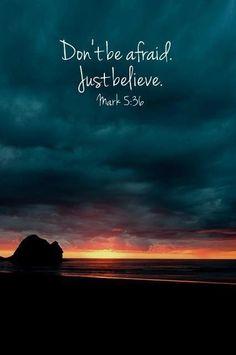 <3 just believe