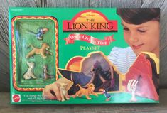 "Lots and lots of Lion King figures and play sets — 'cause you most likely went through an obsessed-with-all-things-Lion-King phase: 25 Things That'll Make Any Kid Who Loved Disney Say, ""OMG, I So Had That! Lion King Toys, Disney Play, Childhood Memories 90s, Disney Lion King, Vhs Tapes, Ol Days, 90s Kids, Good Ol, Nostalgia"
