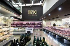 Nosh supermarket by Studio Gascoigne, Auckland Mount Eden » Retail Design Blog