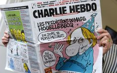 Submission, the latest controversial work by Michel Houellebecq, was featured   on this week's Charlie Hebdo cover - but its author denies the book is   Islamophobic
