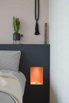 Room Ideas Bedroom, Cozy Bedroom, Bedroom Inspo, Niche Decor, Bedroom Orange, Ikea Bed, Master Room, Bedroom Styles, House Design