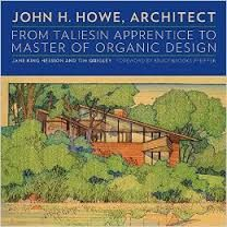 We are coming up on our 30th Anniversary in our building, which was designed by John H. Howe!  Join us at the Menomonie Public Library on April 10, 2016 @ 2pm to meet the authors of the book John H. Howe Architect: From Taliesin Apprentice to Master of Organic Design.