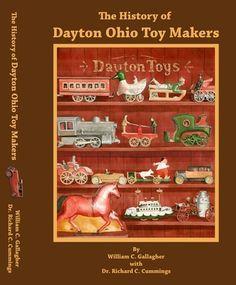 New Dayton Ohio Toys Book.