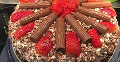 Yogurette-Torte, ein Rezept der Kategorie Backen süß. Mehr Thermomix ® Rezepte auf www.rezeptwelt.de