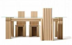 5 trabajos que puedes hacer con tubos de cartón