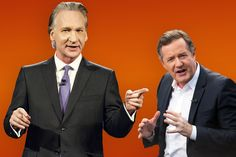 """The comedian and his panelists embarrassed the British """"journalist"""" on Friday night."""