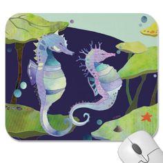 Seahorse - Drawing