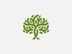 Logo / Tree #logo jd