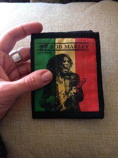 Retro Bob, Reggae Style, Vintage Bob, Canvas Wallet, Bob Marley, Retro Fashion, Colour, Purses, Things To Sell