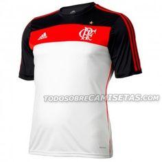 Adidas lança nova camisa do Flamengo - http://www.colecaodecamisas.com/adidas-lanca-nova-camisa-do-flamengo/