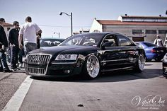 A8 Stanced