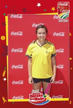 Face-Box Gallery Coca-Cola - 30 Minute Heroes Challenge | Kempton Park High