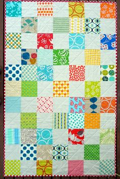 Red Pepper Quilts: A Finished Quilt
