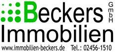 Beckers Immobilien, website, social media, drukwerk, media campagnes