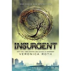 Book two in the Divergent series...can't wait for May 1!