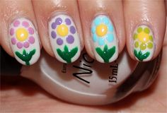 From Swatchandlearn.com  I can't wait to try this design for spring and Easter :)