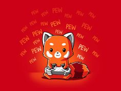 OMG DADDY ITS A RED PANDA!!!!