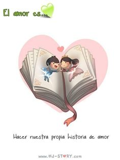 Muchas veces nos hacemos la pregunta de ¿Que es el amor realmente? pero siempre todo lleva a que es muy dificil describirlo, hoy les traigo una pequeña colección de hj story que fue doblado a el idioma español y editado para poder compartirlo con...