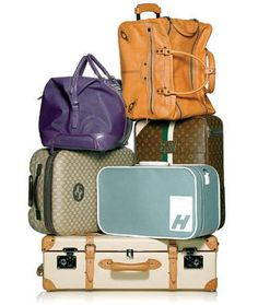 Fashion Accessories: Luxe Luggage