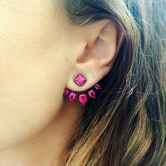 Ear cuff by Satya Spindel > www.sou-sou.com.br <