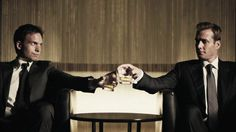 Suits Mike Ross and Harvey Specter Serie Suits, Suits Tv Series, Suits Tv Shows, Mike Suits, Suits Harvey, Suits Usa, Harvey Specter Anzüge, Suits Season 1, Season 2
