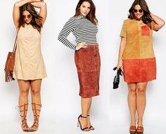 Plus size 70s dresses