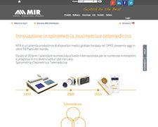 L'eccellenza italiana di MIR si riflette nella comunicazione online e offline grazie ad AQuest - Media Key