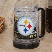 Pittsburgh Steelers 16oz. Hi-Def Freezer Mug