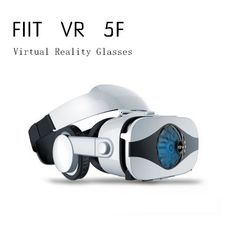 Fiit VR cooling Virtual Reality Glasses VR glasses haedset helmets with Gamepad controller for inch smartphones Virtual Reality Glasses, Helmets, Vr, Mobiles, Computers, Bluetooth, Smartphone, Headphones, Xmas