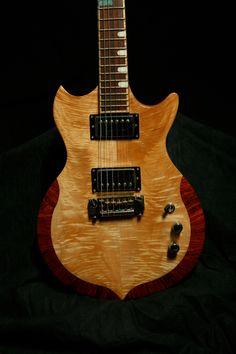 Occhineri Guitars Custom Milan 4