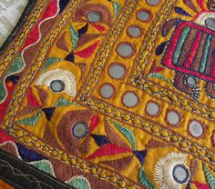 textiles antiques  U 3 185 by Cocosjewelry, via Flickr