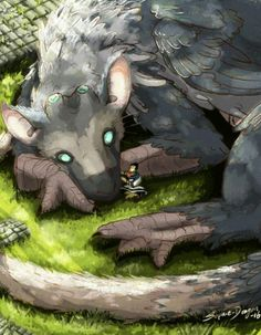 I want one trico!!!!!!!