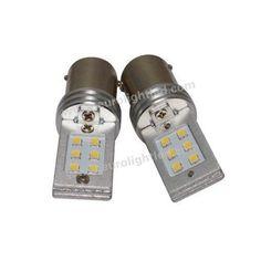2pcs/lot 500LM T20/S25 Samsung chip leds 12W 12 2323 SMD 9-30V, brake light, turn light,1156 1157 7440 7443 3156 3157