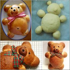 """Though the name means """"Christmas bread"""" in Czech, this egg bread filled with dried fruit and nuts was my grandmother's staple for any special occasion. Christmas Bread, Christmas Dishes, Bread Art, Bread Shaping, Shapes For Kids, Cuisine Diverse, Edible Food, Weird Food, Crazy Food"""
