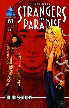 HQ - Stranger in paradise #63