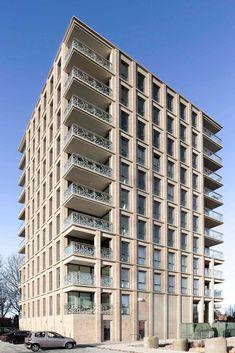 Leo Vromantoren, Gouda 1 - 01-10 architecten