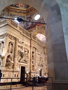 Sacra Casa di Maria nel santuario della Madonna di Loreto