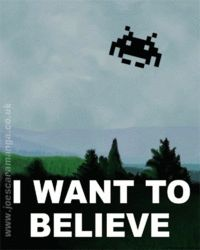 I Want to Believe | Know Your Meme