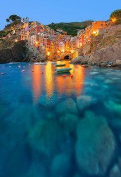 Riomaggiore, Italy | See More Pictures
