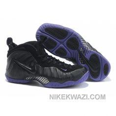http://www.nikekwazi.com/nike-air-foamposite-pro-black-varsity-purple.html NIKE AIR FOAMPOSITE PRO BLACK VARSITY PURPLE Only $82.00 , Free Shipping!
