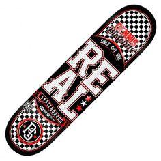 Board REAL Skateboards Low Pro Redline Dennis Busenitz deck 8.25 pouces 70€…