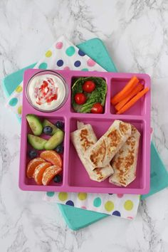 These Ham & Cheese Wraps and folded up like mini burritos and dry fried quickly to make them melting on the inside but crispy on the outside. So delicious and perfect for lunch at home or a packed lunch at school! Healthy Meals For Kids, Healthy Foods To Eat, Kids Meals, Wrap Recipes, Baby Food Recipes, Kid Recipes, Lunch Recipes, Ham And Cheese Roll Ups, Ham Wraps
