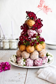 3 Energy Ball Recipe - Berry balls, sweet potato and Lemon, Ginger Bliss Balls