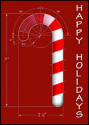 Architectural Christmas Cards :: Architectural Christmas Cards