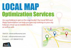 Local Map, Seo Services, How To Get