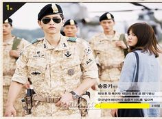 Song Joong-ki ranked most influential person in the entertain industry