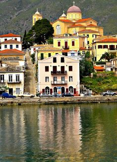 Galaxidi, Greece. - Selected by www.oiamansion.com
