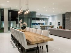 175 Modern Dining Room Decorating Ideas  Https://www.futuristarchitecture.com/8719 Modern Dining Rooms.html