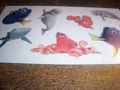 Finding Dory Tattoos