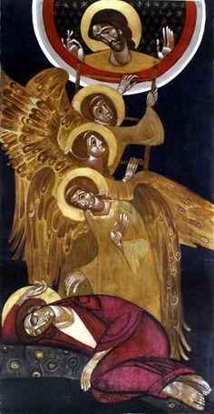 Jesus in the Garden at Gethsemane